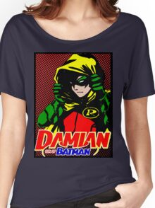 Damian Women's Relaxed Fit T-Shirt