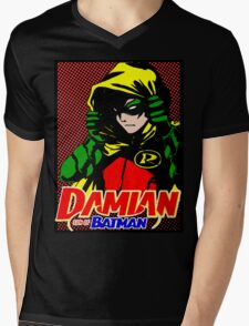 Damian Mens V-Neck T-Shirt