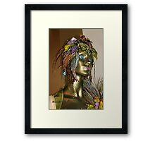 Nymph ~ Spirit Who Animates Nature Framed Print