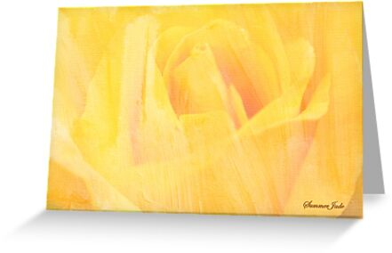 Petals ~ Painted with a Broad Brush by SummerJade