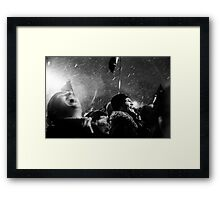 Elections Day Framed Print