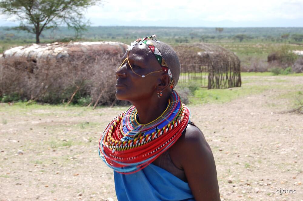 samburu,chief's wfe by sijones