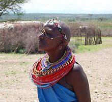 samburu,chief's wfe by sijones