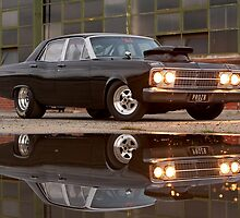 Black Ford ZB by John Jovic