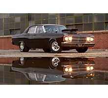 Black Ford ZB Photographic Print