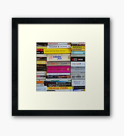 Fountain of Knowledge Framed Print