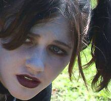 Gothic Teenager,  by Karen Power