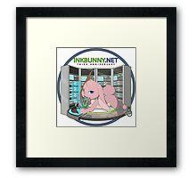 Inkbunny by TRICKSTA - Variation 2 Framed Print