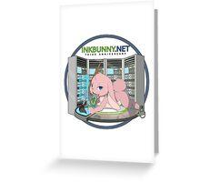 Inkbunny by TRICKSTA - Variation 2 Greeting Card