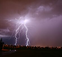 Summer lightning by northernbillsfan