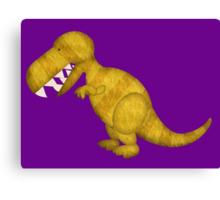 Dinosaur T-Rex Tyrannosaurus Rex Canvas Print