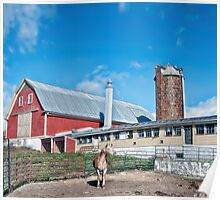 Harvest Hill Farms Poster