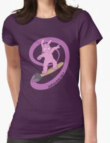 Inkbunny by LUNICENT - Variation 1 Womens Fitted T-Shirt