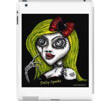 Skelly iPad Case/Skin