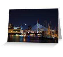 Boston Postcard Greeting Card