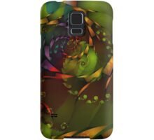 Acid Turbulences Samsung Galaxy Case/Skin