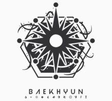 EXO - BAEKHYUN by zyguarde