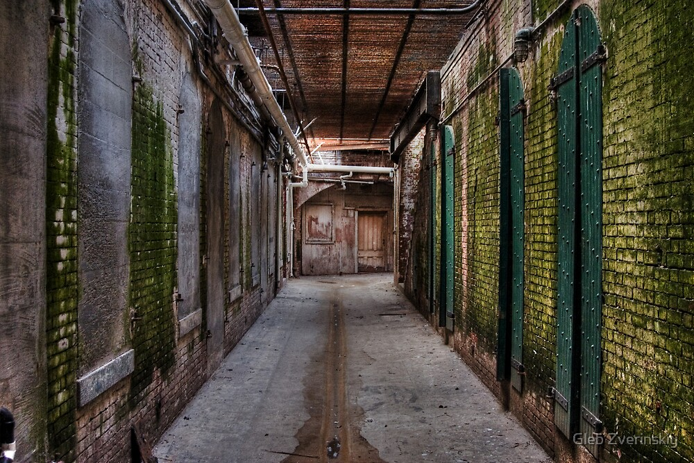 Alcatraz by Gleb Zverinskiy