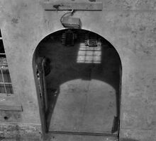 prison by Gleb Zverinskiy