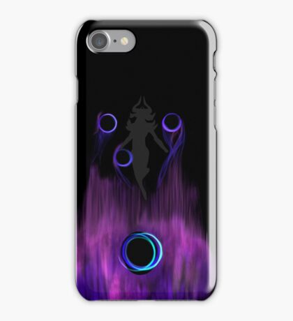 Syndra - League of Legends iPhone Case/Skin