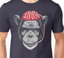 Inner Dialogue Grey Unisex T-Shirt