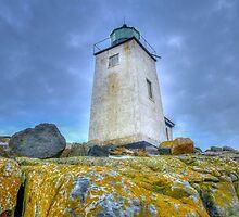 NASH ISLAND ROCK by RightEye