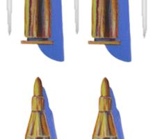 Many Bullets Sticker