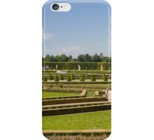 Palace Gardens, Versailles, France iPhone Case/Skin