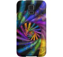 One of a Kind Spiral Samsung Galaxy Case/Skin