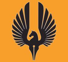 Darkhorse Solo Logo Black by DarkHorseDesign