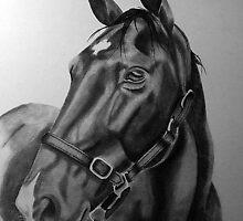Portrait by Penny Edwardes