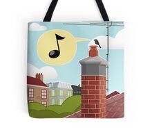Chimney Singer Tote Bag