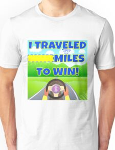 TV Game Show - TPIR (The Price Is...)Miles To Win Unisex T-Shirt