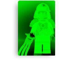 TMNT Teenage Mutant Ninja Turtles Master Shredder Custom Minifigure Customize My Minifig Canvas Print