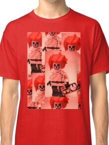 Professor Boom Custom Minifigure  Classic T-Shirt