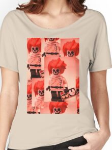Professor Boom Custom Minifigure  Women's Relaxed Fit T-Shirt