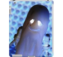 Ghost and Skeleton Minifigure iPad Case/Skin