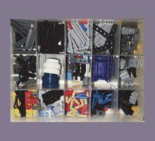 Brick Parts Tray Kids Clothes