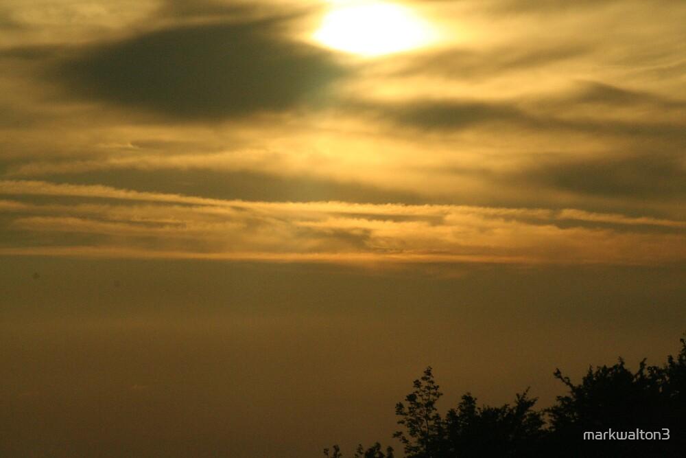 sunset by markwalton3