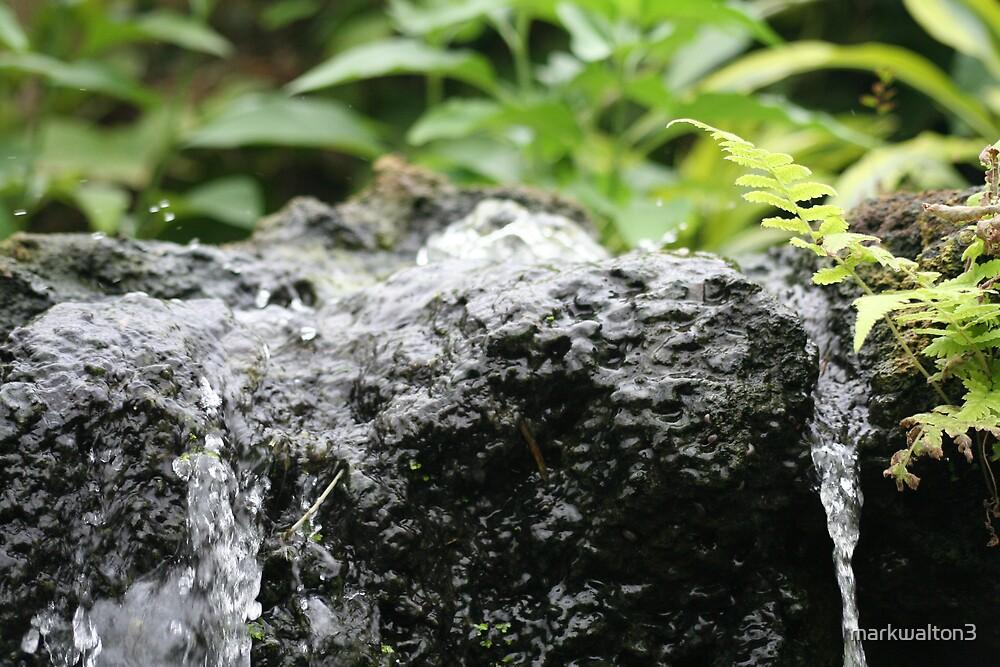 waterfall by markwalton3