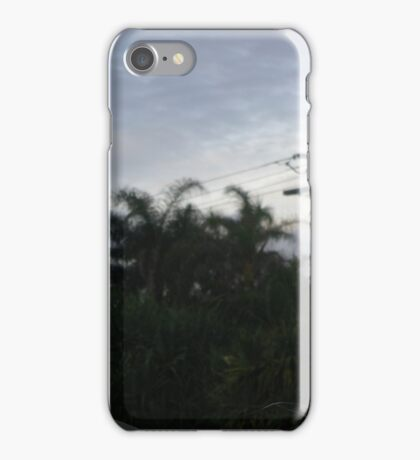 David Lynch has left the building by Axinite iPhone Case/Skin