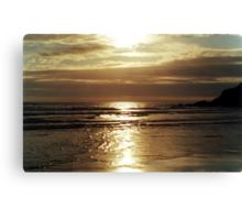 Polurrian Sunset (2) Canvas Print