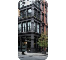 Crosby St Manhattan New York City iPhone Case/Skin