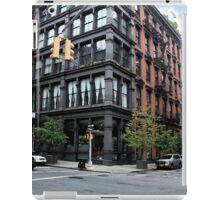 Crosby St Manhattan New York City iPad Case/Skin