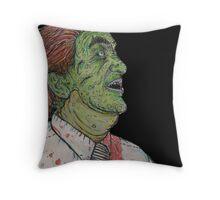 Attack of Lizzard Suite Men Throw Pillow