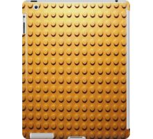 Tan Baseplate iPad Case/Skin