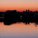 Morning in Glow by Deborah  Benoit