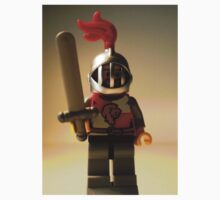 'Lion Knight Quarters' Minifigure  One Piece - Short Sleeve