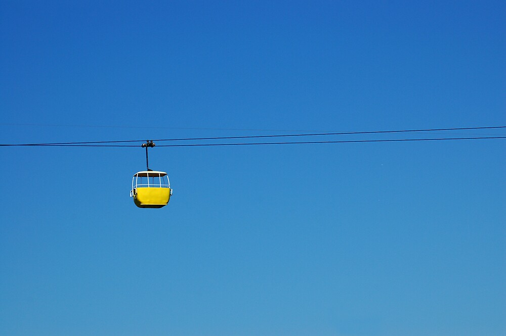 Cable Car by Kate Eling