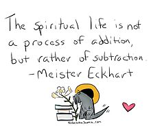 Jack's Meister Eckhart - The Spiritual Life by Beth A.  Richardson